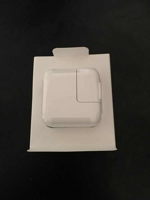 12w Usb Power Adapter Apple New Unopened Box For Sale In Atlanta