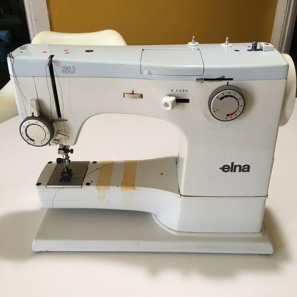 Elna SU Sewing Machine For Sale In San Martin CA OfferUp Mesmerizing Elna Su Sewing Machine