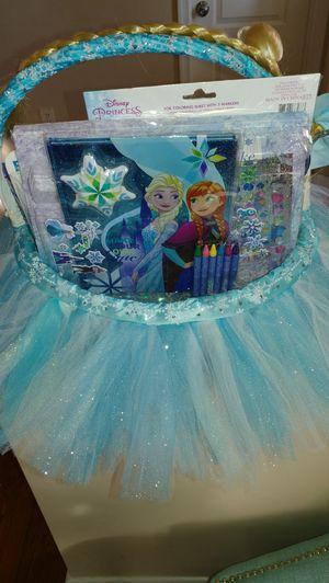 Frozen - Elsa Gift Basket for Sale in Fort Washington, MD