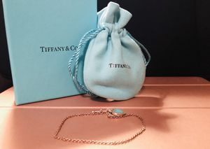 TIFFANY & CO. Love Heart Tag Toggle Bracelet for Sale in Oviedo, FL