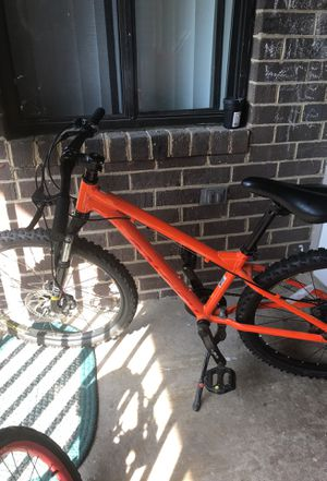 Ralehigh Mountain bike,Age.9-12 for Sale in Silver Spring, MD