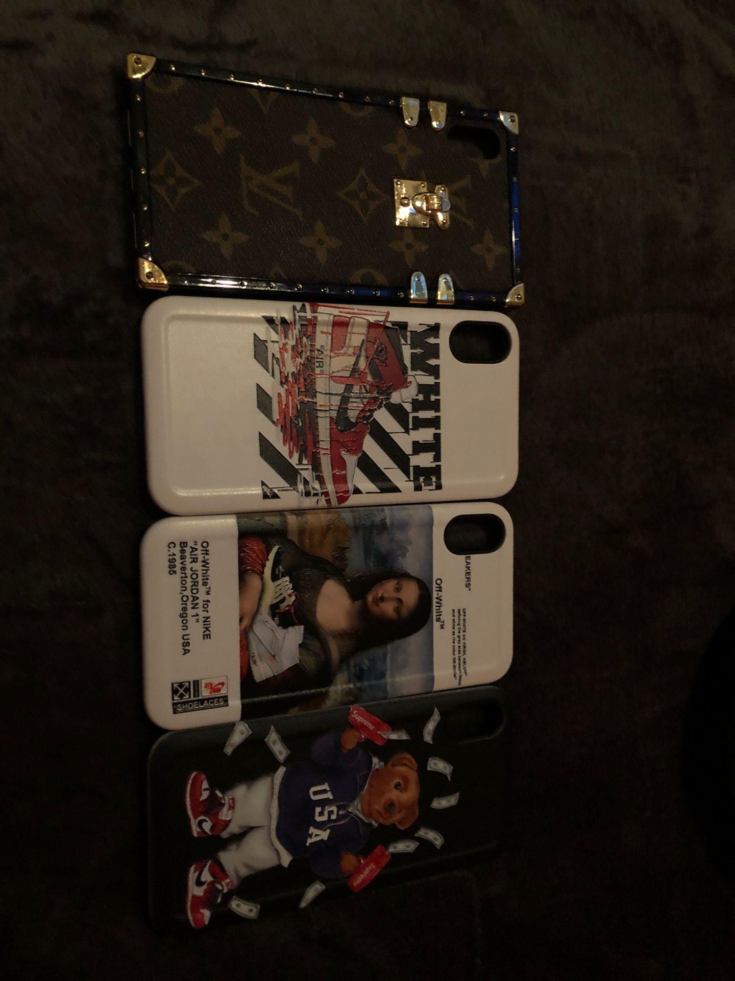 iPhone XS Mac cases 15 each