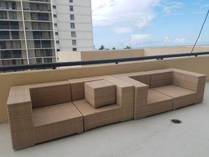 Dedon Desiger Patio Furniture for Sale in Miami Beach, FL
