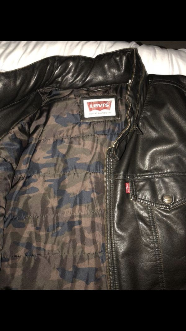 Brand New Mens Levi Jacket XXL for Sale in Port St. Lucie, FL - OfferUp