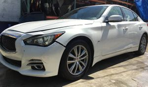 2014-2017 INFINITI Q50 COMPLETE PART OUT! for Sale in Fort Lauderdale, FL