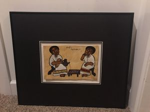 African Art from Kenya, one of the most beautiful pieces of Art around! for Sale in Cleveland, OH