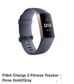 Fitbit charge 3 fitness tracker - Brand New in sealed box for Sale in Herndon, VA