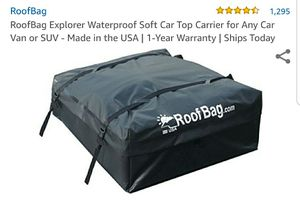 Roof Bag size 15 for Sale in Temple Hills, MD