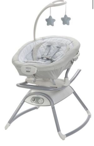 Photo Graco Baby Swing and Rocker