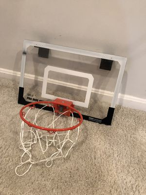 SKILZ pro mini hoop basketball hoop for Sale in Clarksville, MD