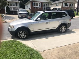 2004 BMW X3 for Sale in Beltsville, MD