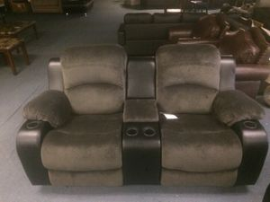 Fantastic New And Used Reclining Loveseat For Sale In Lake Forest Il Machost Co Dining Chair Design Ideas Machostcouk