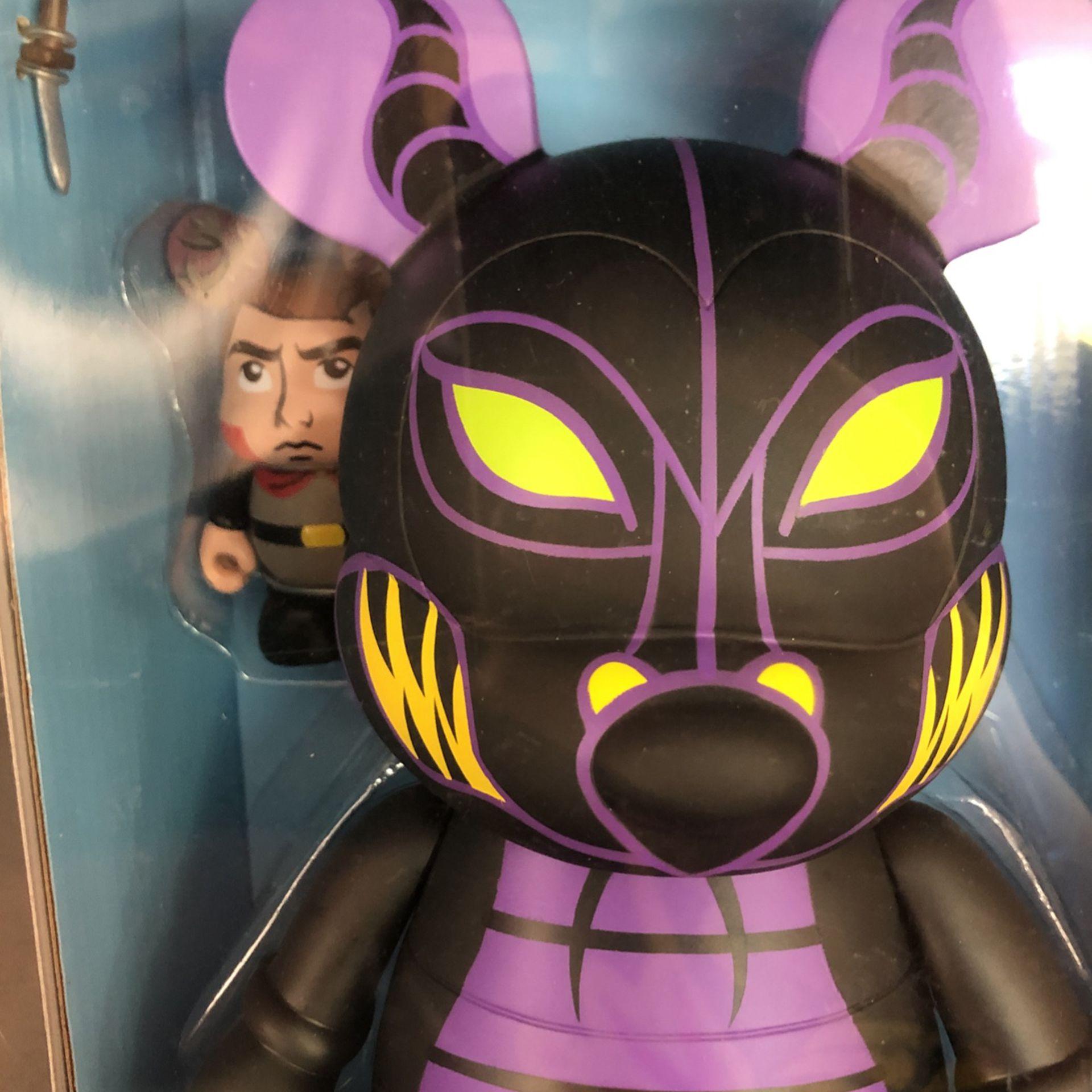 Vinylmation Animation #2 Maleficent & Prince Phillip