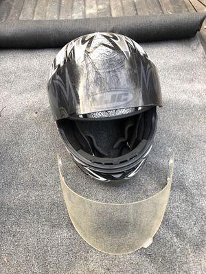 HJC helmet xl smoke lenses for Sale in Jefferson, MD