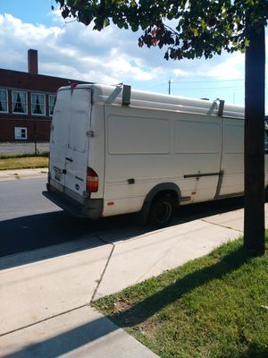 I Have 2 sprinter on for sale one 05 and the other 06 for Sale in Silver Spring, MD