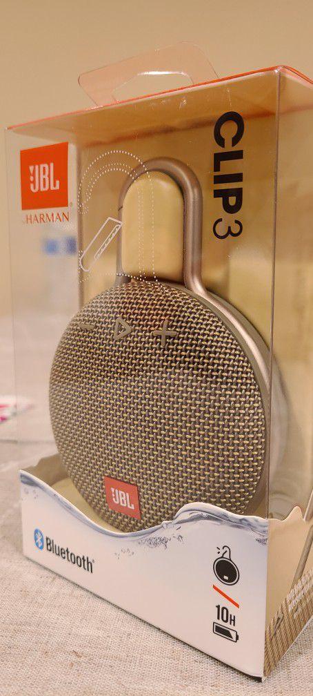 JBL Clip 3 Bluetooth Speaker