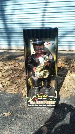 The jazz player Action figures for Sale in San Antonio, TX