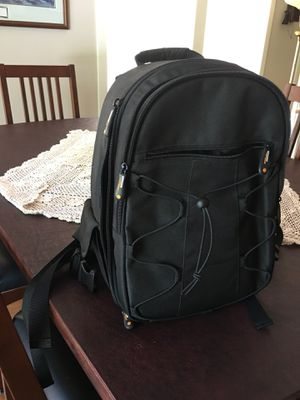 Amazon basic camera case/backpack for Sale in Gig Harbor, WA