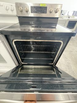 Samsung Electric Stove Stainless Steel Available NOWWWWW  Thumbnail