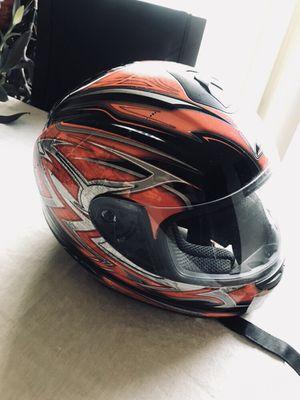 55% off! Black and Red Zoan Roadster Helmet! for Sale in West Springfield, VA