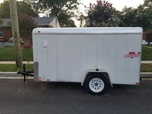 Traila 2015 tittle clean like new only use 4 Time for Sale in Washington, DC