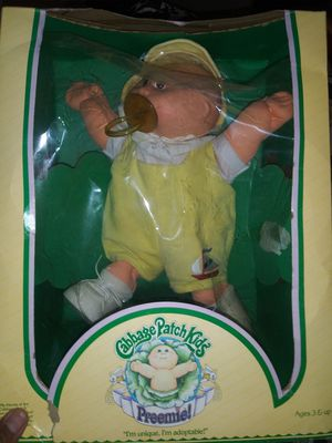 Vintage Cabbage Patch Doll Original box for Sale in Redlands, CA - OfferUp