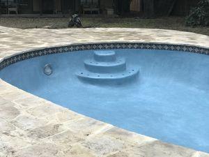 Swimming pool resurface,retile, for Sale in San Antonio, TX