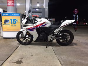 Honda CBR 500R for Sale in Houston, TX