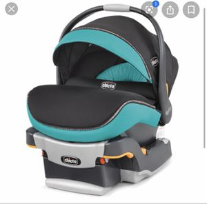 Photo Chicco Keyfit Car seat for baby with option of color pack in PINK