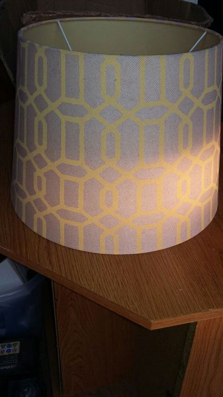 Lamp shade for sale in cleveland oh offerup mozeypictures Image collections