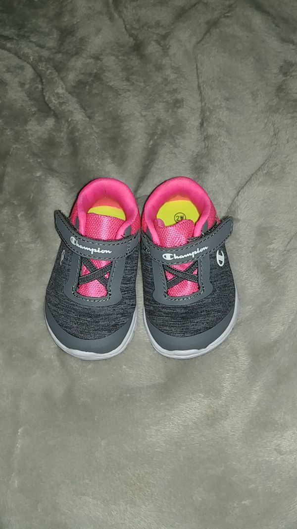 e536b4ecd9566 Champion baby sneakers for Sale in Lancaster
