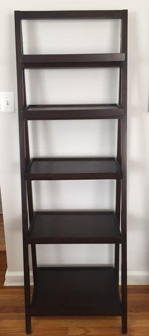 High Quality, Pine Wood Ladder Bookshelf for Sale in Washington, DC