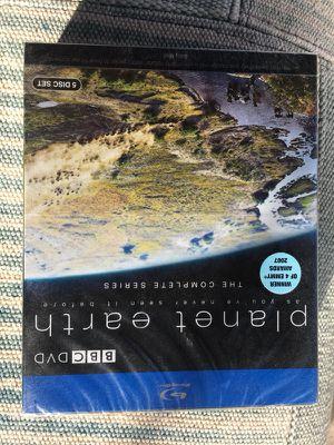 BBC's Planet Earth: complete series (5 Blu/ray Disc set), David Attenborough for Sale in Ashburn, VA