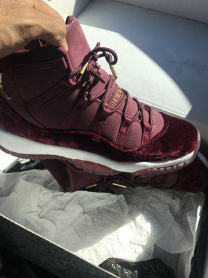 """Jordan 11 """"Velvet"""" Size 7.5 for Sale in Oxon Hill, MD"""