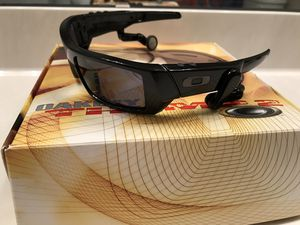 49879b59b23 Oakley Thump 2 - Polished Black with Grey - 256MB for Sale in Belmont