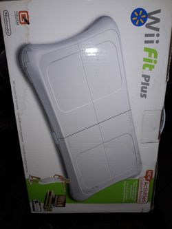 Wii fit Plus Thumbnail