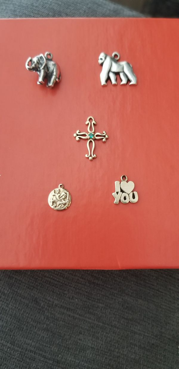 Used James Avery Charms For Sale