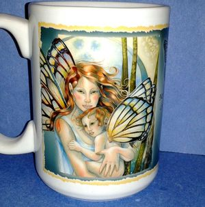 Jody Bergsma MOTHER'S DAY Fairies Coffee Mug for Sale in Silver Spring, MD