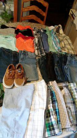 nautica,quicksliver,vans clothes and shoes Thumbnail