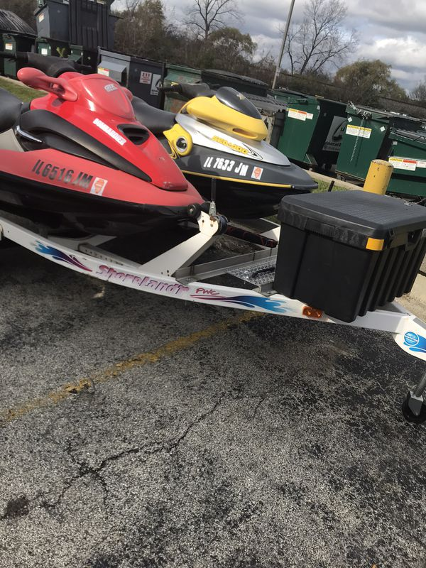 Jet skies for sale seadoo