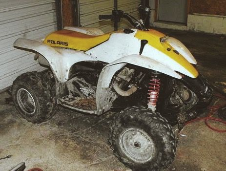 00 Polaris Trailblazer 250 // 2 Stroke // Rare for Sale in Foxborough, MA -  OfferUp
