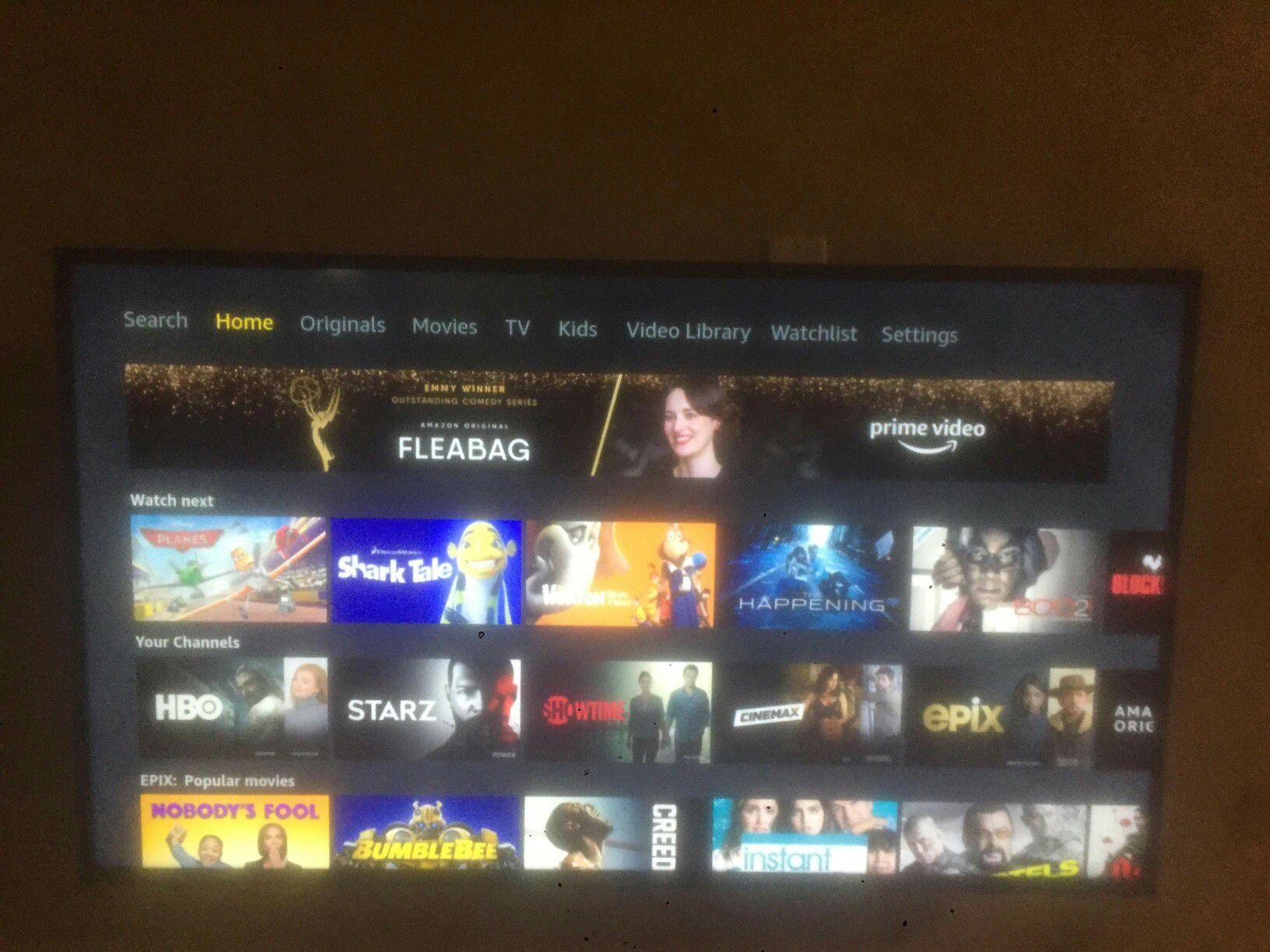 """55"""" 4K LED Smart TV (obo)"""