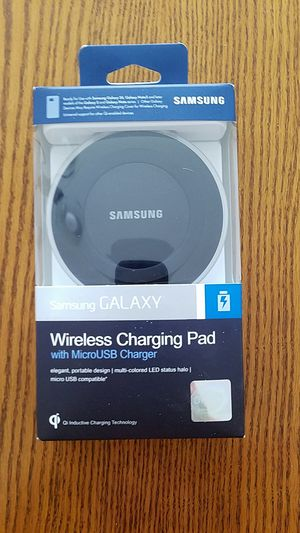 Samsung Wireless Charging Pad new for Sale in Pikesville, MD