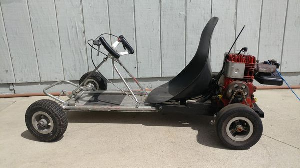 Go Kart with Briggs Stratton Engine, been sitting, Won't Start, AS-IS for  Sale in Bellflower, CA - OfferUp