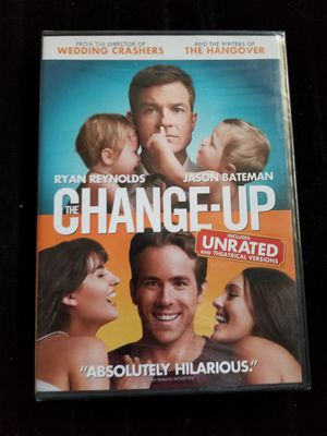The Change Up Dvd For Sale In La Puente Ca