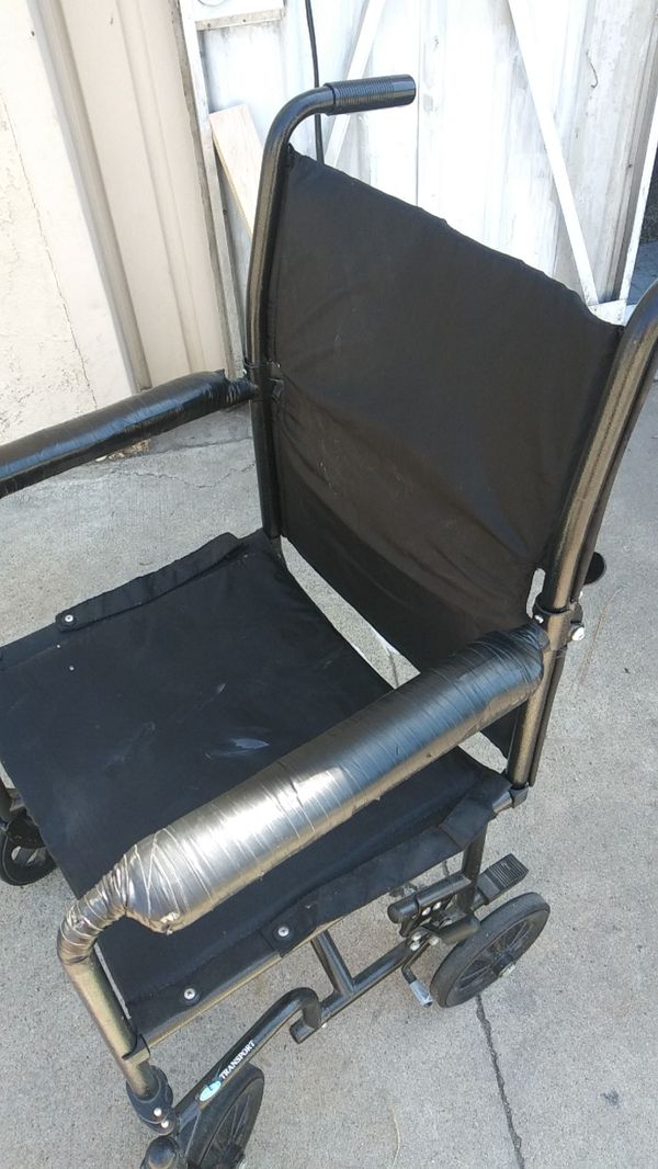 Invacare Foldable Wheelchair for Sale in Tustin, CA - OfferUp