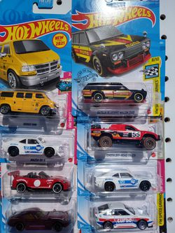 Hot Wheels $2ea Check My Page For More Thumbnail