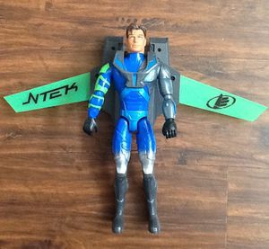 MAX STEEL Action Figure with Wing Flying Jet Pack (Collectible) for Sale in Longwood, FL