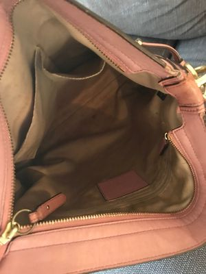 Pink Coach bag for Sale in Frederick, MD
