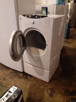 10% Off Today Only Used Excellent Condition GE Electric Dryer Thumbnail